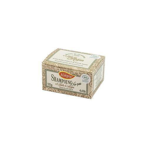 Alepia Pielgnacja wosw Szampon w kostce Olej arganowy 125.0 g