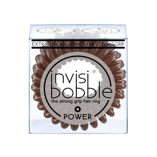 Invisibobble Gumki do wosw POWER Pretzel Brown