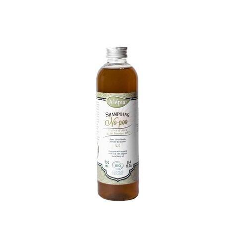Alepia Pielgnacja wosw Szampon z olejem laurowym 15% olej laurowy 250.0 ml