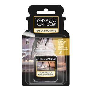 Yankee Candle Zapachy do samochodu Car Black Coconut 24.0 g