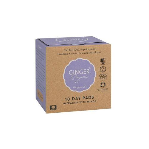Ginger Organic Organic Na dzie 10.0 szt.