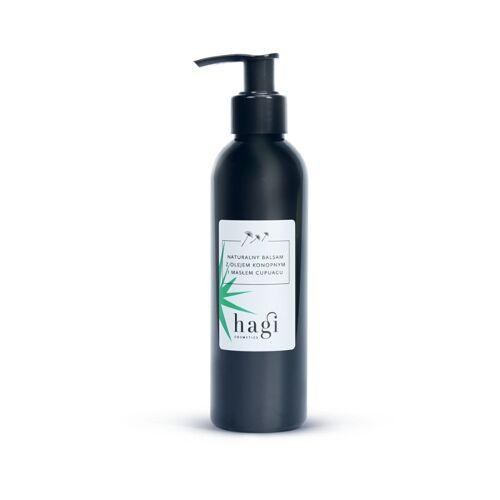 Hagi Cosmetics Body Care Naturalny Z Olejem Konopnym I Masem Cupuacu 200.0 ml