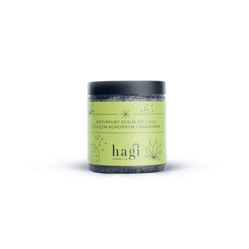 Hagi Cosmetics Bath Care Naturalny Z Olejem Konopnym I Makadamia 280.0 g