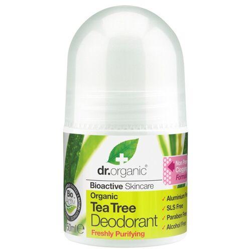 Dr Organic Tea Tree  50.0 ml