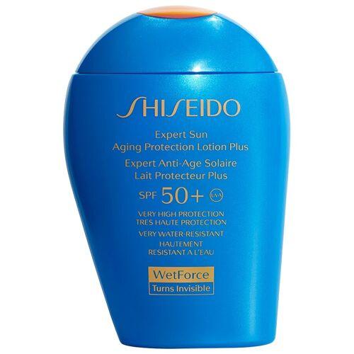 Shiseido kremy przeciwsloneczne EXP SUN PROTECT. LOTION P 100.0 ml