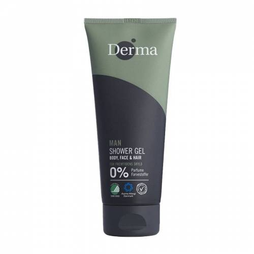 Derma Men Shower Gel 200.0 ml