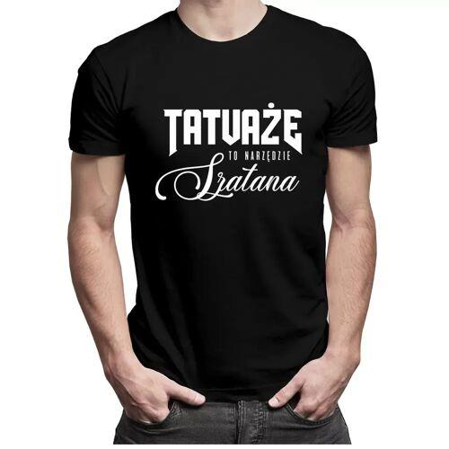 [Koszulkowy.pl] Tatuaże to narzędzie szatana