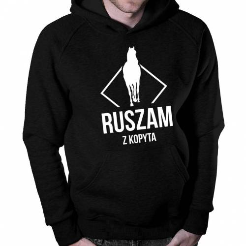 [Koszulkowy.pl] Ruszam z kopyta - bluza