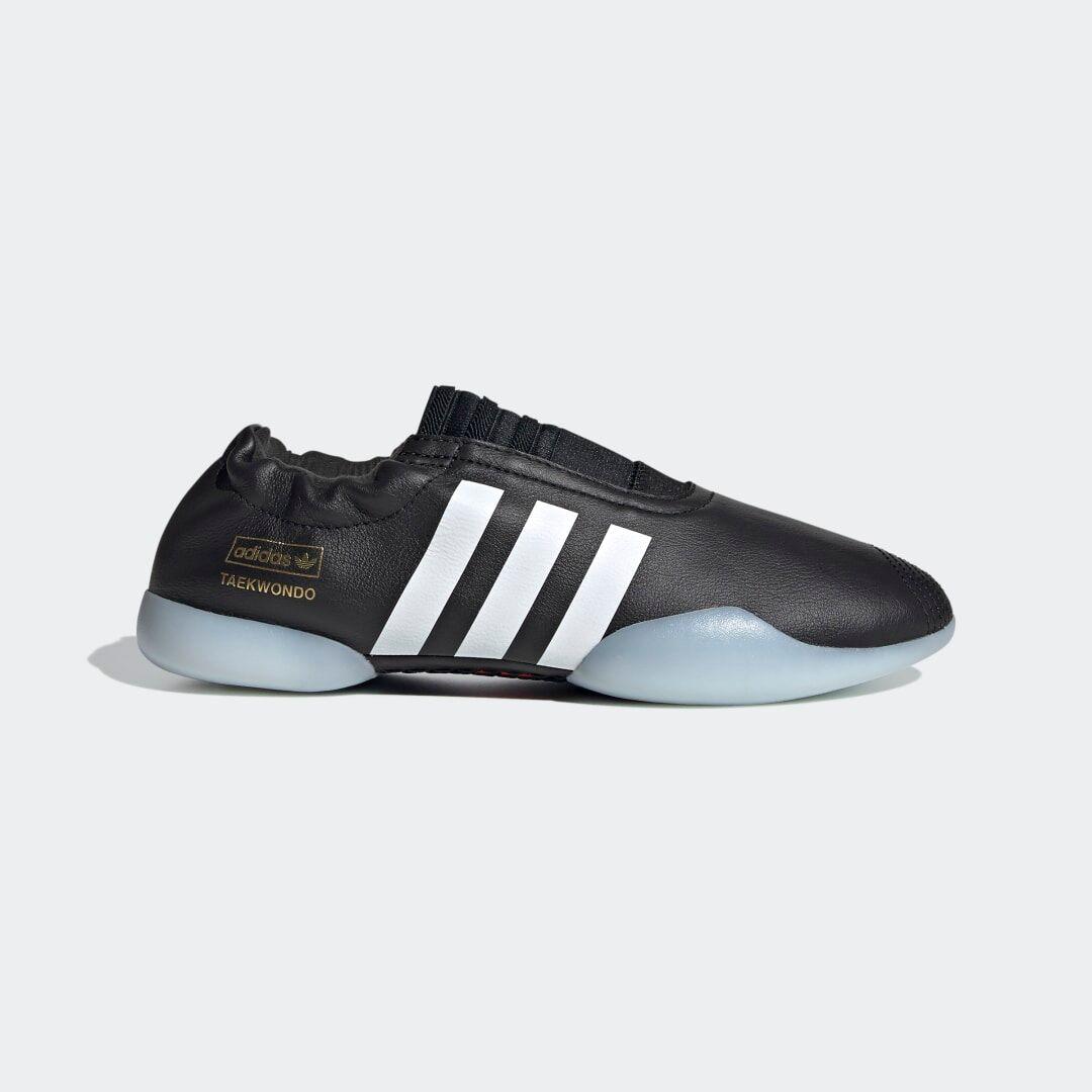 Adidas Taekwondo Shoes  - Core Black / Cloud White / Cloud White - Damskie - Size: 36,36 2/3,37 1/3,38,38 2/3,39 1/3,40,40 2/3,41 1/3,42,42 2/3,43 1/3
