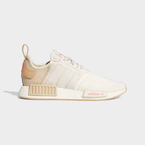 Adidas NMD_R1 Shoes  - Cream White / Bliss / Pale Nude - Męskie - Size: 36,36 2/3,37 1/3,38,38 2/3,39 1/3,40,40 2/3,41 1/3,42,42 2/3,43 1/3,44,44 2/3,45 1/3,46,46 2/3,47 1/3,48,48 2/3,49 1/3