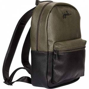 JuJuBe Mini plecak Ever wegaska skóra oliwkowy