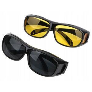 Dobra Oferta Okulary dzienne i nocne - Chroń swoje oczy i popraw widoczność podczas drogi
