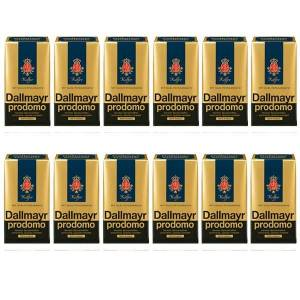 Dallmayr 12 x Dallmayr Prodomo 500g kawa mielona