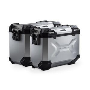 SW-Motech TRAX ADV aluminiowy system obudowy srebrny 45/37 litr-KTM 1050/1090...