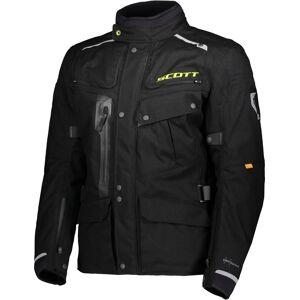 Scott Voyager Dryo Kurtka tekstylna motocyklowa Czarny XL