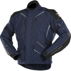 VQuattro Hurry Kurtka tekstylna motocyklowa Niebieski 2XL