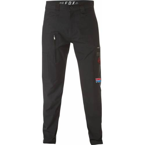 FOX HRC Redplate Tech Cargo Spodnie  - Size: 34