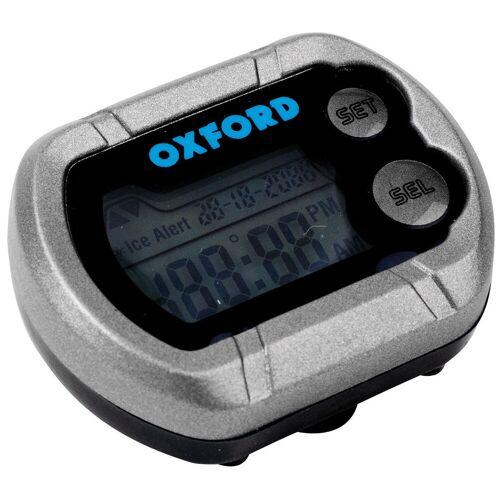 Oxford Deluxe Cyfrowy zegar motocyklowy  - Size: jeden rozmiar