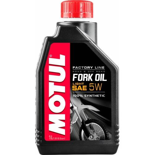 MOTUL Factory Line Light 5W Widelec oleju 1 litr