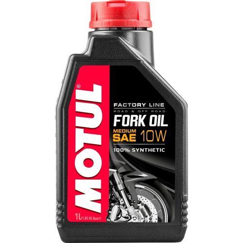 MOTUL Factory Line Medium 10W Widelec oleju 1 litr