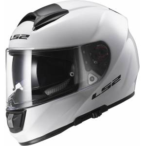LS2 Vector FF397 Kask Biały L