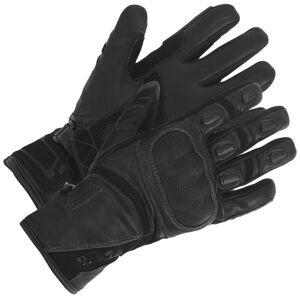 Büse Ascari Kobiety Wodoodporne rękawice Czarny S
