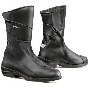 Forma Simo Kobiety Wodoodporne buty motocyklowe Czarny 39