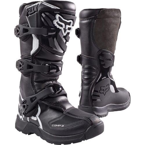 Fox Comp 3Y Buty młodzieżowe Motocross  - Size: 34