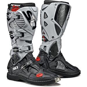 Sidi Crossfire 3 Motocross Boots Czarny Szary 41