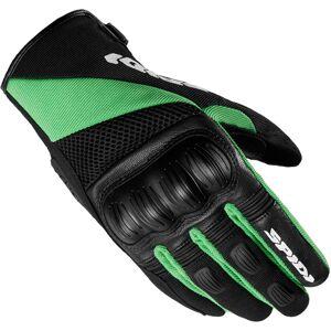 Spidi Ranger Rękawice Czarny Zielony L