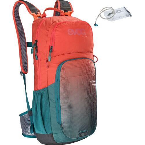 Evoc CC 16L Plecak + 2L nawodnienie pęcherza moczowego  - Size: jeden rozmiar