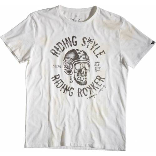 Rokker Riding T-Shirt  - Size: 3X-Large
