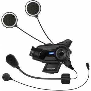 Sena 10C Pro System komunikacji Bluetooth i kamery Czarny jeden rozmiar