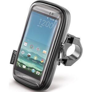 Interphone Unicase Up To 5.2 Inch Uchwyt na telefon komórkowy Czarny jeden rozmiar