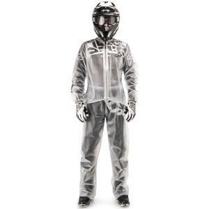 Acerbis Rain Transparent 3.0 Spodnie przeciwdeszczowe Biały L XL