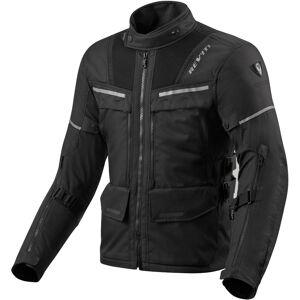 Revit Offtrack Kurtka tekstylna motocykl Czarny 3XL