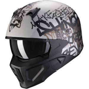 Scorpion Covert-X Wall Kask  - Size: Extra Small