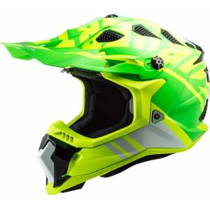 LS2 MX700 Subverter Evo Gammax Mips Kask motocrossowy  - Size: Small