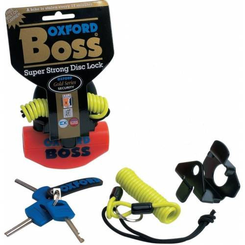 Oxford Boss 12,7mm Blokada płyty