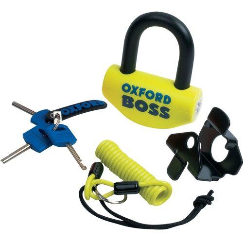Oxford Boss 14mm Blokada płyty