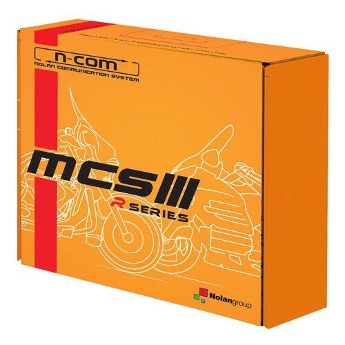 Nolan N-Com MCS III R für N100-5 / N104 / N87 / N44 / N40-5 / N40 Zestaw