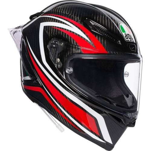 AGV Pista GP R Staccata Carbon Kask  - Size: Small