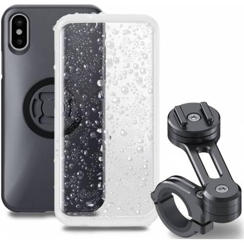 SP Connect Moto Stem Bundle iPhone XS Max Mocowanie do smartfona  - Size: jeden rozmiar