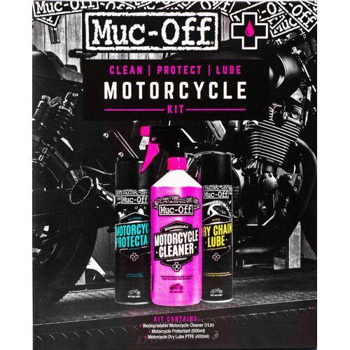 Muc-Off Zestaw do pielęgnacji i czyszczenia motocykli