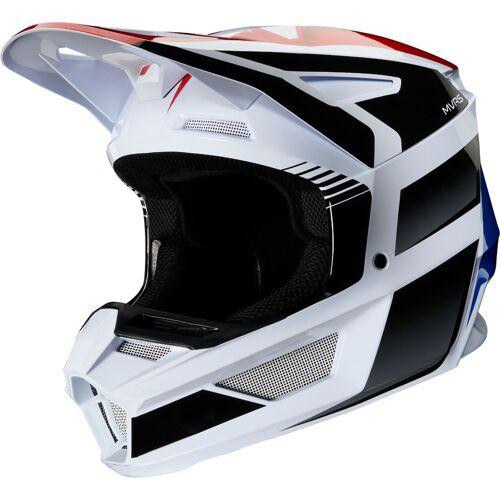 Fox V2 Hayl Młodzieżowy hełm motocross  - Size: Large