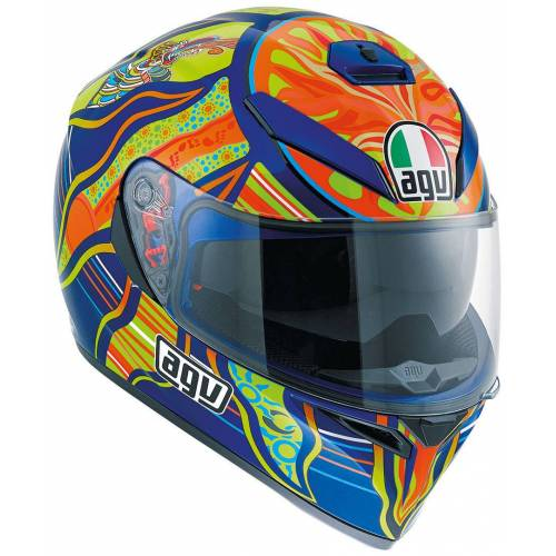 AGV K-3 SV Five Continents Kask  - Size: Large