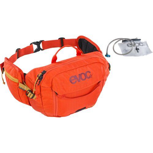 Evoc Hip Pack 3L Hip Bag + 1, 5L nawodnienie pęcherza moczowego  - Size: 0-5l