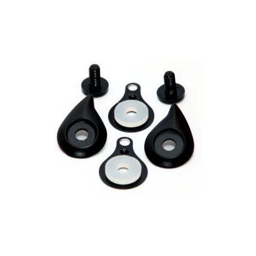 Bores Bogo/Hole Ring Zestaw mocujący kask  - Size: jeden rozmiar