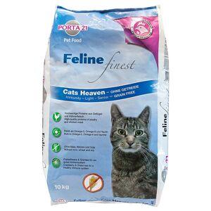 Porta 21 -5% Rabat dla nowych klientówPorta 21 Feline Finest Cats Heaven - 2 kg  Darmowa Dostawa od 99 zł