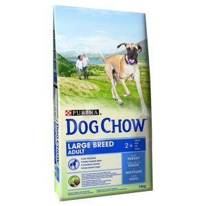 Dog Chow -5% Rabat dla nowych klientówPurina Dog Chow Puppy Large Breed Turkey, indyk - 14 kg  Darmowa Dostawa od 99 zł